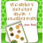 This is one of my children's favourite activates. I use this activity in 2 different ways. I use it as play dough mats. Children use the  St Patric...