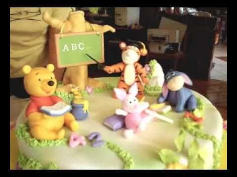 Winnie Pooh - www.tortasvicky.com