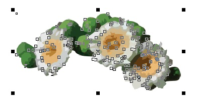 Convert Bitmap Image to Vector Image - Corel CorelDraw Tutorial -