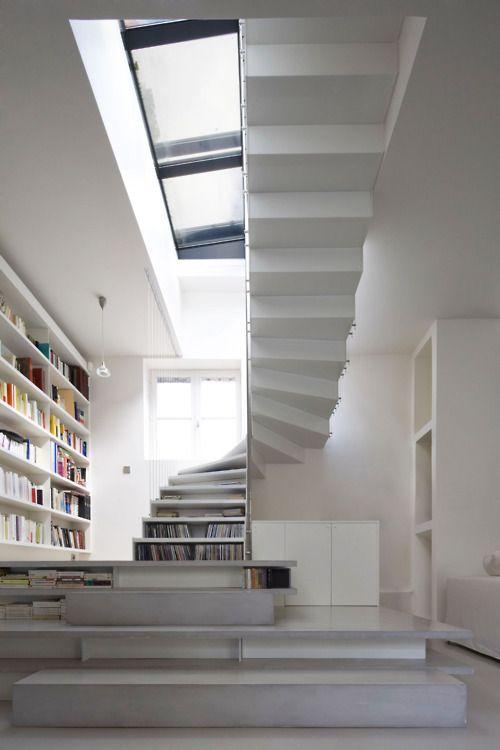 Sélection d'escaliers