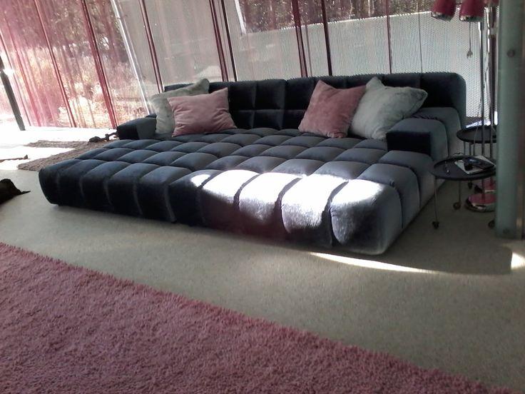 Bretz Ocean 7 TV-sofa by Zetelboetiek Bretz Belgium