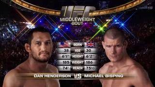 cool UFC 204 Free Fight: Dan Henderson vs Michael Bisping 1