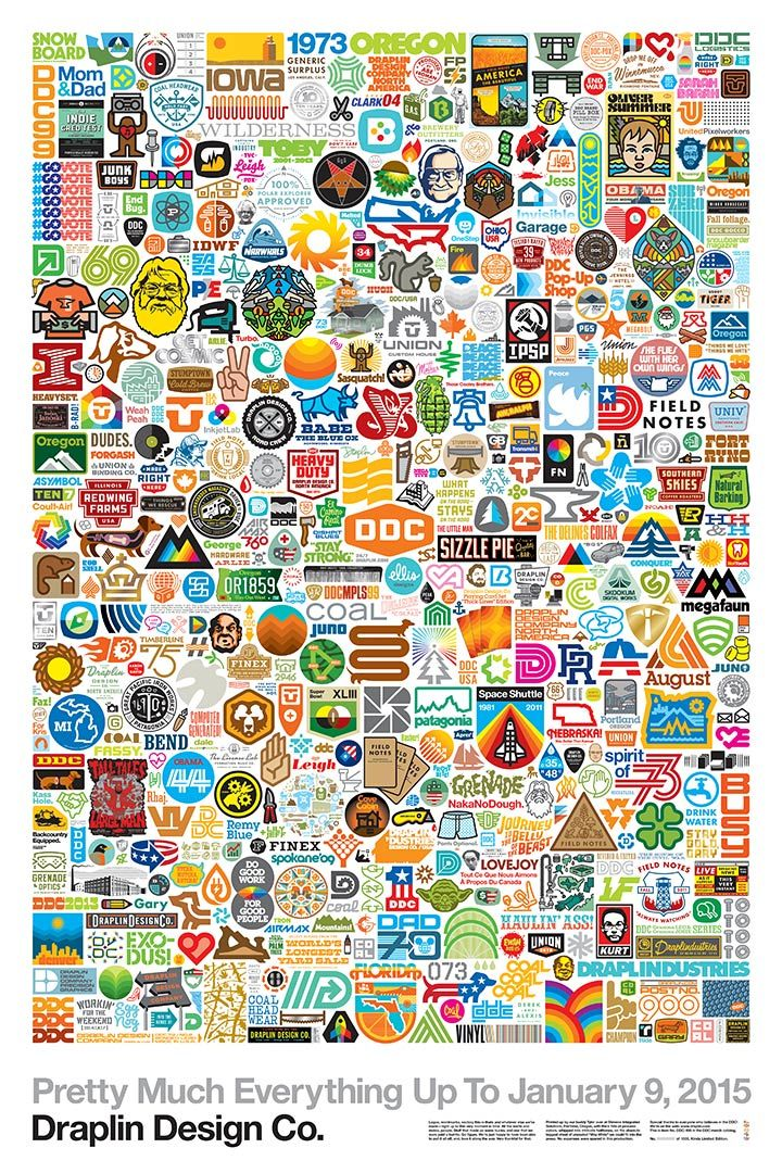 Draplin Design Co Pretty Much Everything Pdf Download