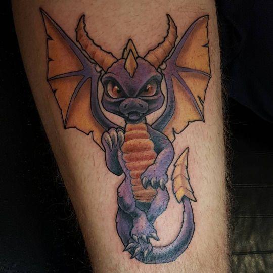 Jerred Kincaid Tattoos