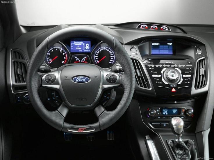 2013 ford focus st httpwwwtexasmotorsfordcomspecs - Ford Focus 2014 Sedan Interior