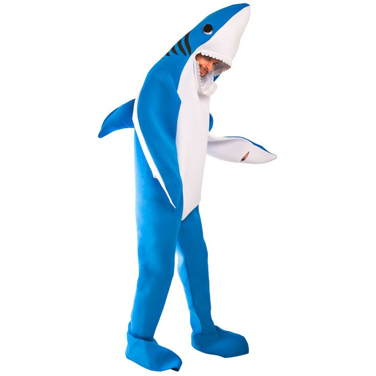 adult left shark costume - Halloween Costume Shark