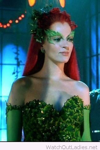 Poison Ivy Halloween costume – Watch out Ladies