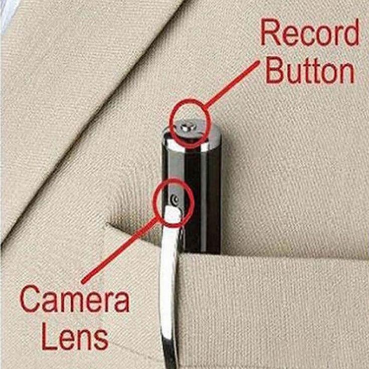 HD Small Mini DV DVR Cam Hidden Spy Pen Video Camera Recorder Spy Camcorder H