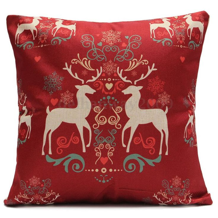 Christmas pillow from Ebay