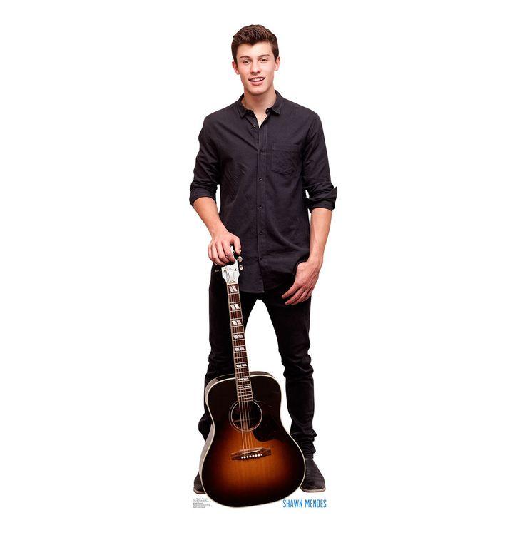 Shawn Mendes Life Size Cardboard Cutout