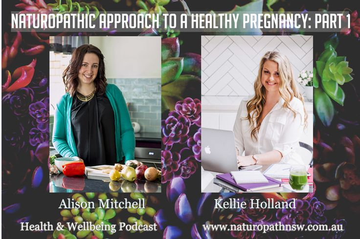 Naturopathic Approach to Pregnancy (Video) – Part 1 Health and Wellbeing Podcast #12 with Guest @tonikhealth Kellie Holland   In the first of two sections on a Naturopathic approach to pregnancy, Kellie and I chat about some of the most common issues that pregnant women deal with including morning sickness, stretch marks, gestational diabetes, pre-eclampsia and fluid retention. We also discuss some things it's important to start doing with as soon as possible during pregnancy...