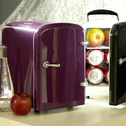 Mini Cooler for $59.00- would be great for a cubicle to hold sodas and small snacks