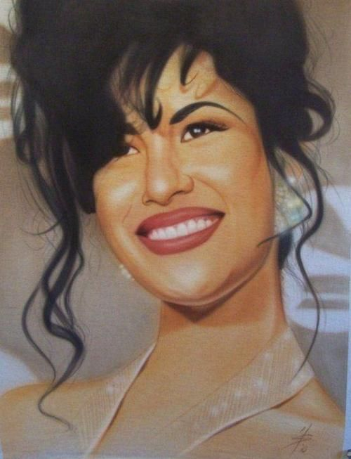 Selena Fan Art...so cool!