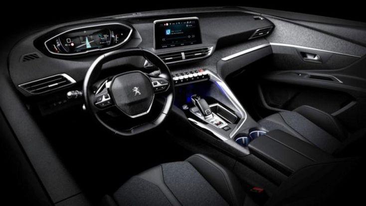 Filtrado el interior del nuevo Peugeot 3008 - http://www.actualidadmotor.com/nuevo-peugeot-3008-imagenes-filtradas-interior/