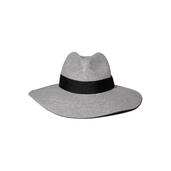 Abercrombie Fitch Accessories Abercrombie Fitch Womens: Abercrombie & Fitch Felt Wide Brim Hat ($38) Liked On