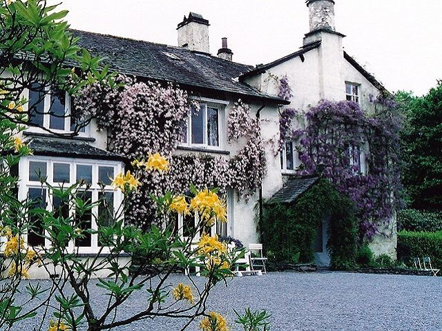 Rydal Mount, England's Lake District. Home of William Wordsworth-even more amazing in person.