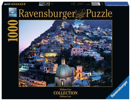 Bella Positano 1000 piece jigsaw puzzle from Ravensburger