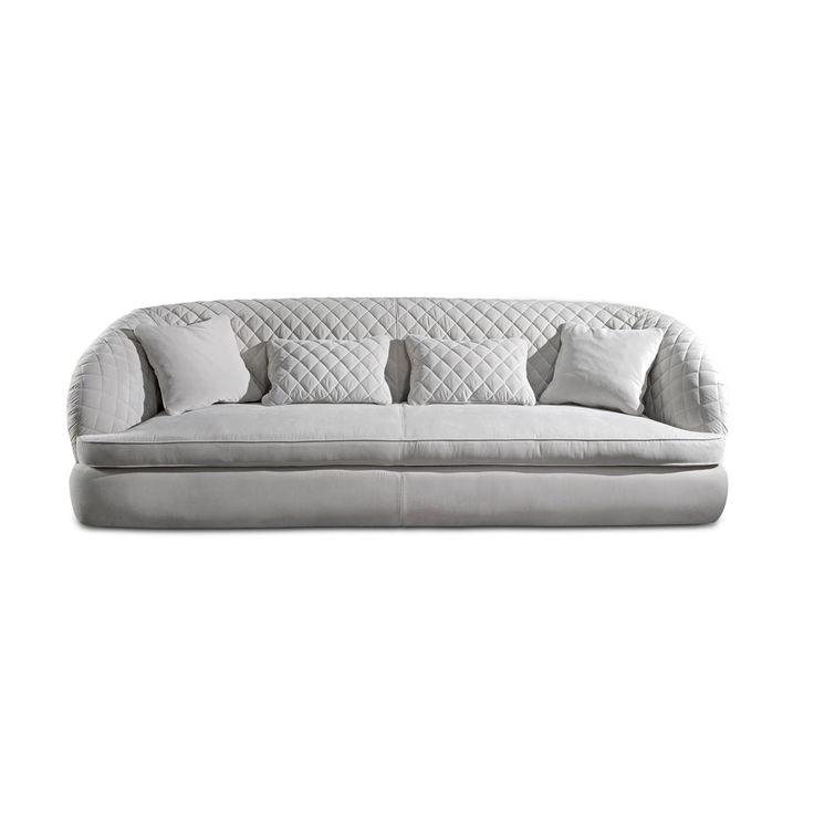Divano Portofino Upholstered sofa, Sofa armchair, Modern