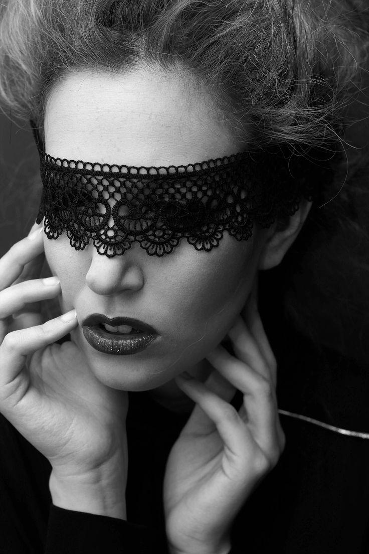 Pretty in black.
