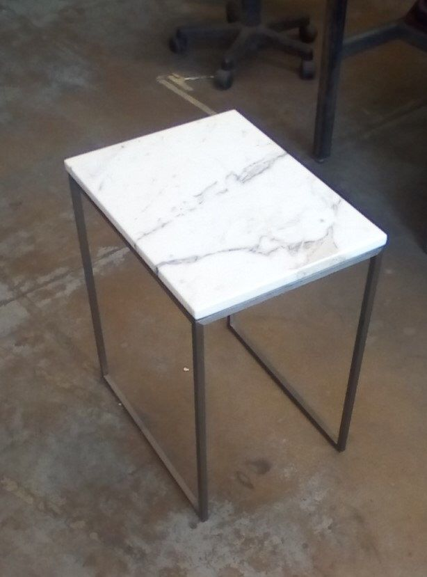 Ortiz Marble End Tables by OrtizCollections on Etsy https://www.etsy.com/listing/464387470/ortiz-marble-end-tables