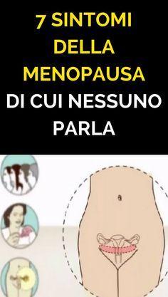 sintomi di menopausa