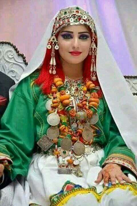 Moroccan Berber Woman Faces Around The World In 2019