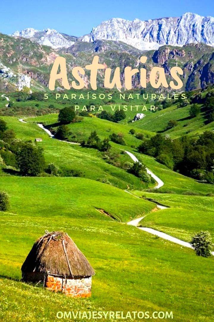Sitios Que Visitar En Asturias 5 Rutas De Naturaleza Por Asturias Asturias Turismo España Turismo Picos De Europa Asturias
