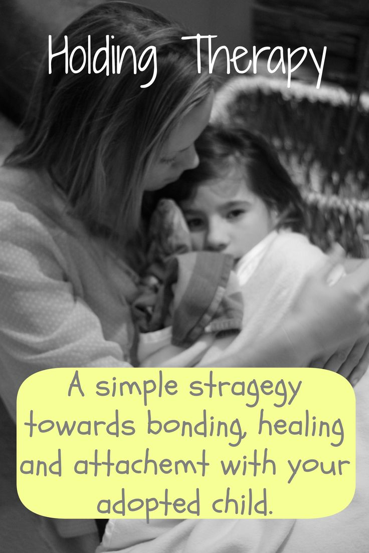 One the most powerful parenting strategies we have used with the greatest amount of immediate and visible, long lasting healing has also been one of the easiest: Holding.