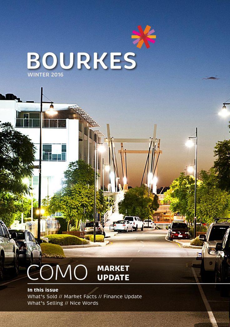 Como Market Update - Winter 2016 (James Thompson)