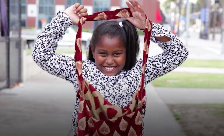 This Badass 9-Year-Old Girl Gives Out Care Packages to Homeless Women in Her Community