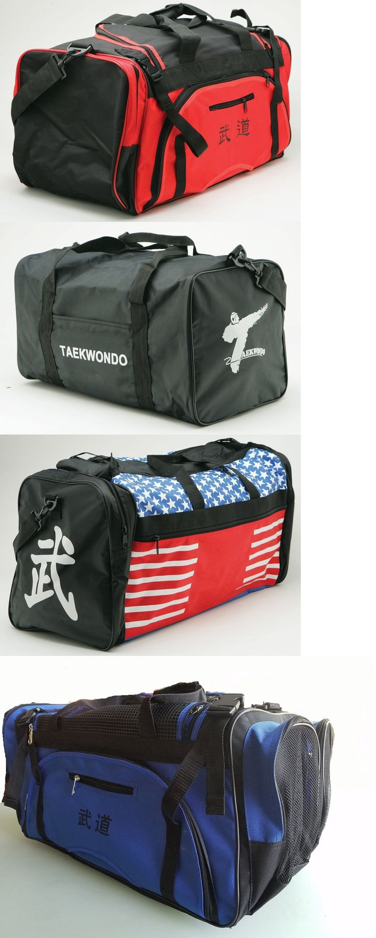 Other Combat Sport Training 179791: Martial Arts, Karate, Mma, Taekwondo Sparring Gear Equipment Bag BUY IT NOW ONLY: $42.99