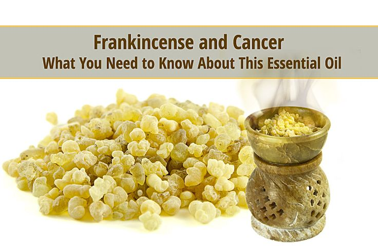 What do you know about frankincense and cancer? Discover the amazing cancer-fighting benefits of this ancient essential oil prized for its healing powers.