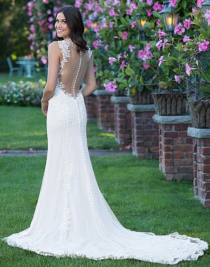 Bridal Gown Available at Ella Park Bridal | Newburgh, IN | 812.853.1800 | Sincerity - Style 3913