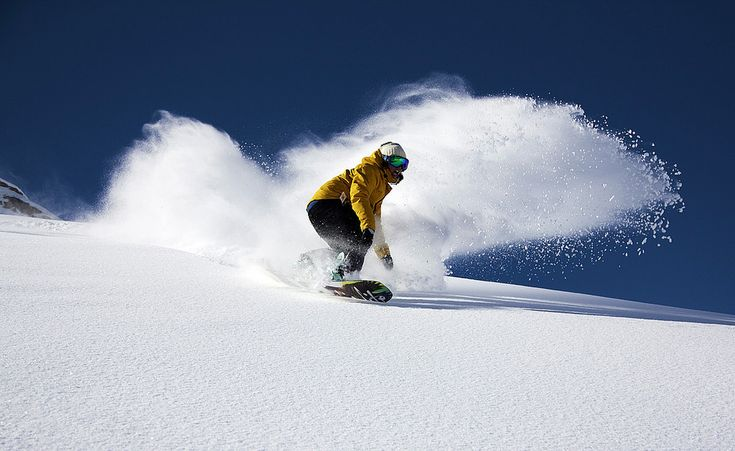 Summer Skiing Snowboarding Chile Powder Snow Action Travel