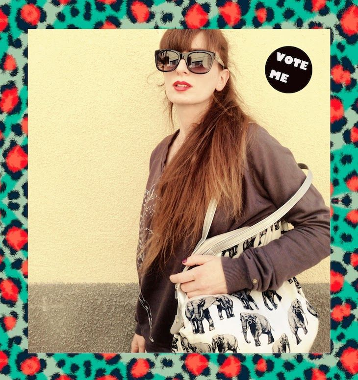 #Kenzo #jungle #contest  #sunnies #jungle #fashion #cool #elephant #accessories #girl #outfit #eyewear #sweatshirt #vintage #sunnies #fashionblogger #amanda #fashionblog