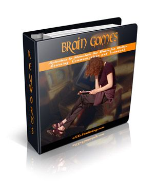 """""""Brain Games: A Fantastic Treasury of Mind Bending Puzzles, Games, and Experiments for All the Family""""        There are so many great benefits to brain games, besides pure enjoyment, it seems a shame to miss out of them:"""