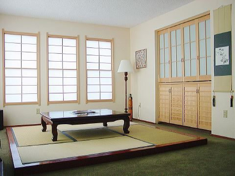 Japan interior design ideas koji uchida japanese for Living room design japanese style