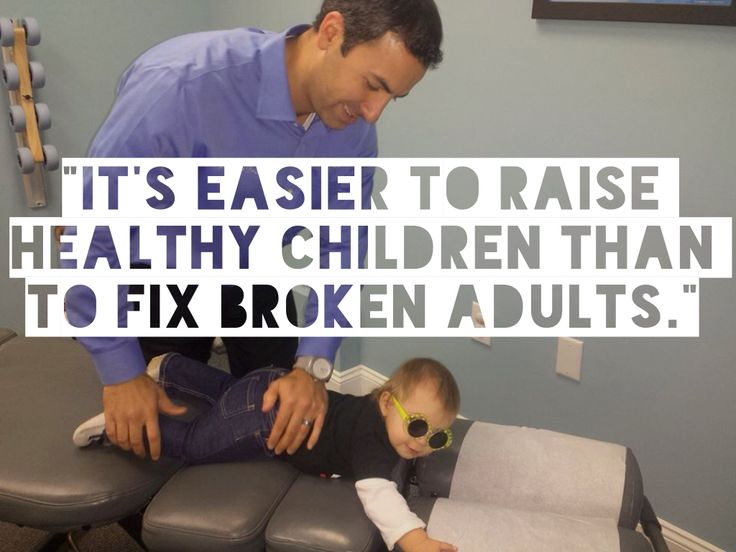 It's easier to raise healthy children than to fix broken adults.