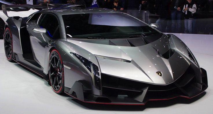 Lamborghini+Veneno