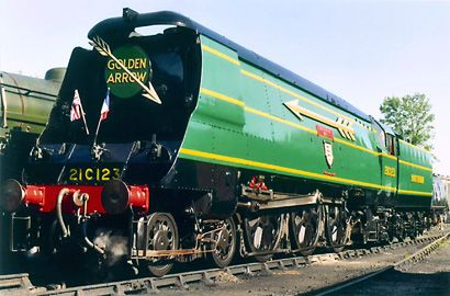golden arrow train history - Google Search