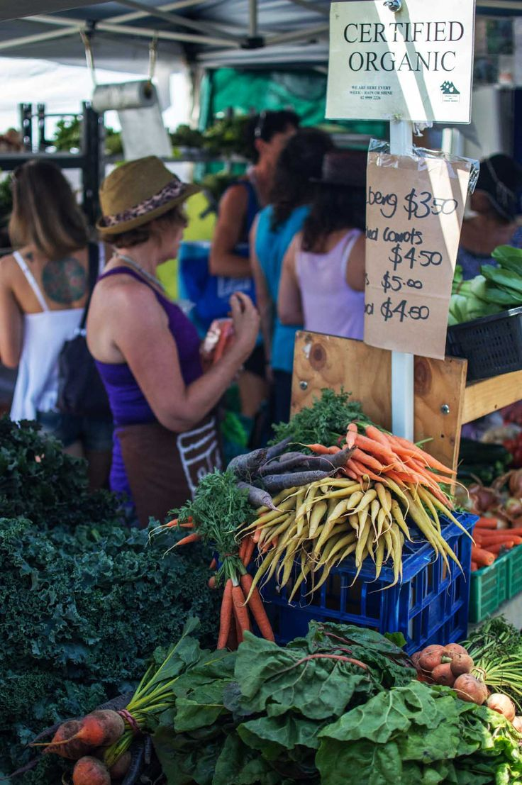 Frenchs Forest Organic Food Market | heneedsfood.com