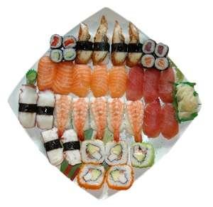 Sushi, sushi, sushi!