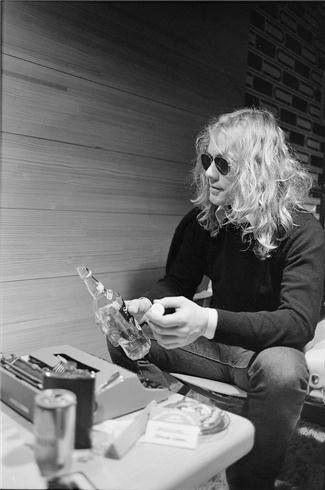 Warren Zevon 1977