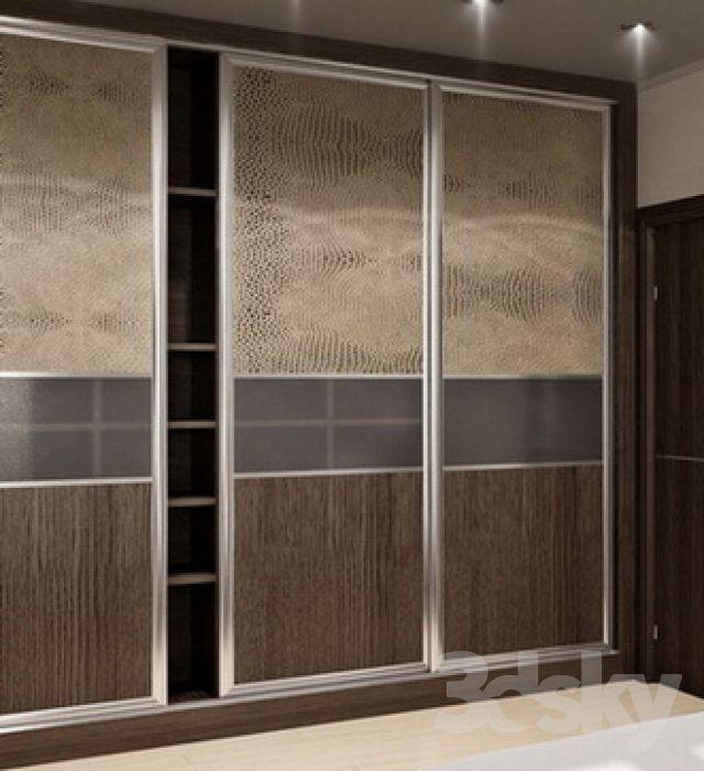 Wardrobe sliding doors