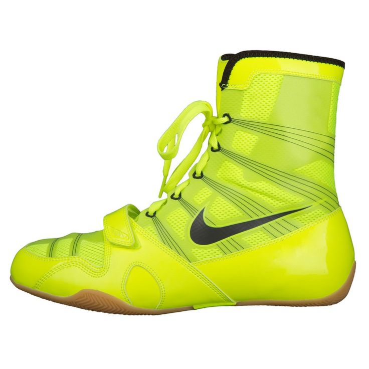 Nike Hyper Ko Boxing Boot Volt Yellow Http Www