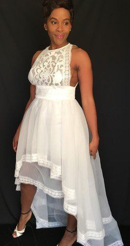 Xquisite Princess Dress White