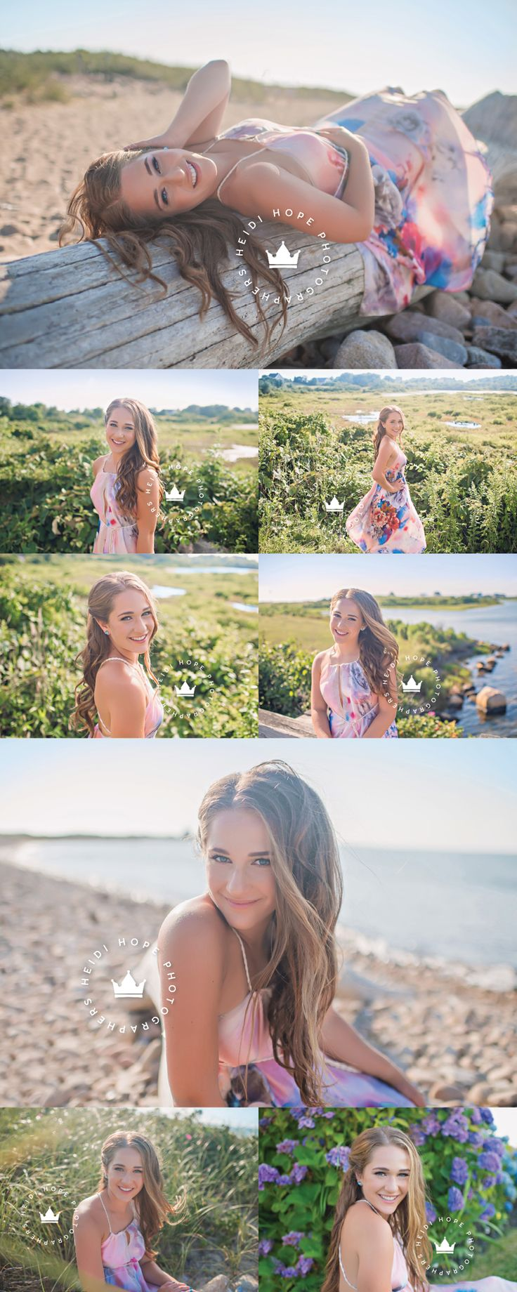 G's Senior Portraits on Block Island | Heidi Hope Photography