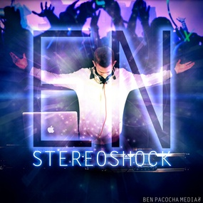 Stereoshock's Electric Nightlife Podcast (episode 13) featuring Christian Burns