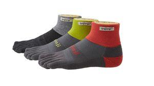 Finding the Best Sock for Race Day: Injinji Trail Mini Crew Socks