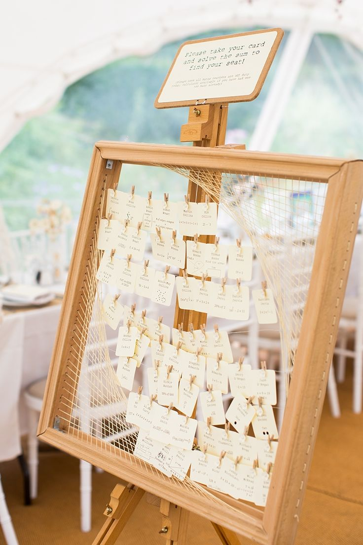 A romantic wedding at chaucer barn with a blue origami for Romantic origami ideas